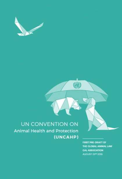 UN CONVENTION ON ANIMAL HEALTH AND PROTECTION