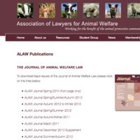 journal-of-animal-welfare-law