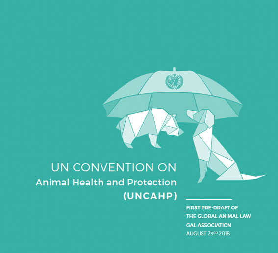 UN Convention On Animal Health And Protection UNCAHP